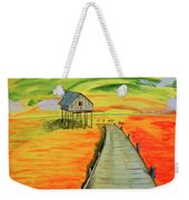 Sunrise /sunset Weekender Tote Bag