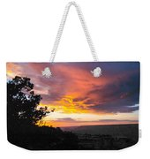 Sunset At Yaki Point Weekender Tote Bag