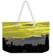Sunset In Koln Weekender Tote Bag