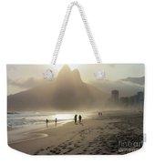Sunset In Rio De Janeiro Weekender Tote Bag