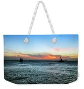 Sunset Key West  Weekender Tote Bag