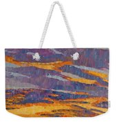 Sunset On Paseo Weekender Tote Bag