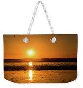 Sunset Over The Ocean Weekender Tote Bag