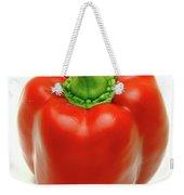 Sweet Pepper Weekender Tote Bag