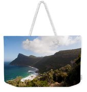 Table Mountain National Park Weekender Tote Bag by Fabrizio Troiani