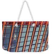 Tall Building Showing Colors #2 Weekender Tote Bag