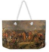 The Battle Of Waterloo Weekender Tote Bag