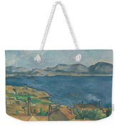 The Bay Of Marseilles Weekender Tote Bag