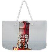 The Bell Buoy Weekender Tote Bag