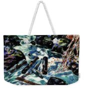 The Brook, Nova Scotia Weekender Tote Bag