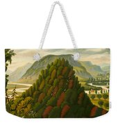 The Connecticut Valley Weekender Tote Bag