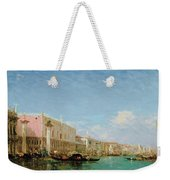 The Dock Of Slaves Weekender Tote Bag