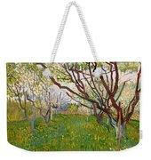 The Flowering Orchard Weekender Tote Bag