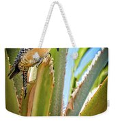 The Gila Woodpecker Weekender Tote Bag