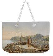 The Harbour Weekender Tote Bag