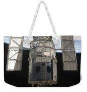 The Hubble Space Telescope Is Released Weekender Tote Bag