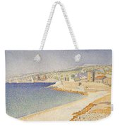 The Jetty At Cassis Opus 198 Weekender Tote Bag