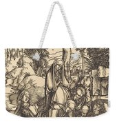The Lamentation Weekender Tote Bag