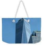 The One World Trade Centre Or Freedom Tower New York City Usa Weekender Tote Bag