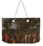 The Sacrament Of Ordination Weekender Tote Bag