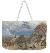 The Shallows Of Hareslade Cove Weekender Tote Bag