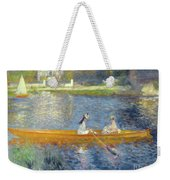 The Skiff Weekender Tote Bag