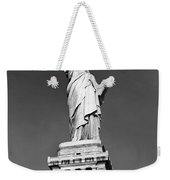 The Statue Of Liberty Weekender Tote Bag