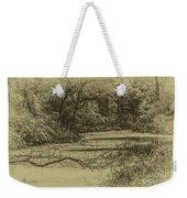 The Swamp Weekender Tote Bag