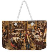 The Tax Collectors Office  Weekender Tote Bag