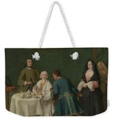 The Temptation Weekender Tote Bag
