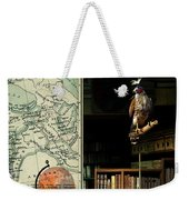The Victorian Astronomer Weekender Tote Bag