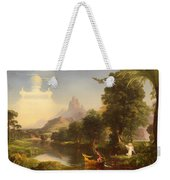 The Voyage Of Life - Youth Weekender Tote Bag