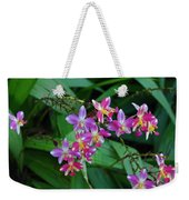 The Wild Side Of Wednesday Weekender Tote Bag