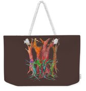 They Came To Me At Dawn Weekender Tote Bag