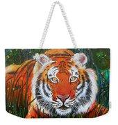 Tiger- Large Work Weekender Tote Bag