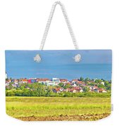 Town Of Vrbovec Landscape And Architecture Weekender Tote Bag