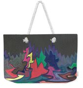 Trick Or Treat Weekender Tote Bag