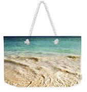 Tropical Beach  Weekender Tote Bag by Elena Elisseeva