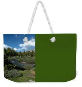 Tuolumne Meadows Weekender Tote Bag