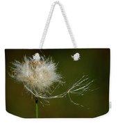 Tussock Cottongrass Weekender Tote Bag