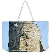 Tutbury Castle Ruins Weekender Tote Bag