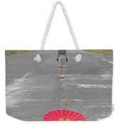 Umbrella Weekender Tote Bag by Joana Kruse