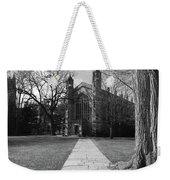 University Of Michigan Law Quad Weekender Tote Bag