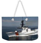U.s. Coast Guard Cutter Waesche Weekender Tote Bag