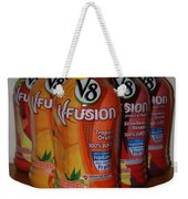 V8 Fusion Weekender Tote Bag