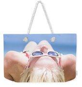 Vacation Weekender Tote Bag