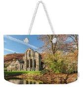 Valle Crucis Abbey  Weekender Tote Bag