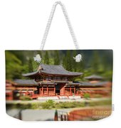 Valley Of The Temples Weekender Tote Bag