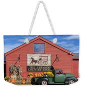 Vermont Country Store Weekender Tote Bag