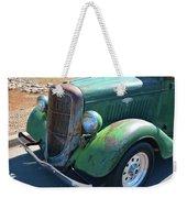 Vintage Ford Truck Weekender Tote Bag